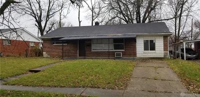 Dayton Single Family Home For Sale: 4324 Owens Drive