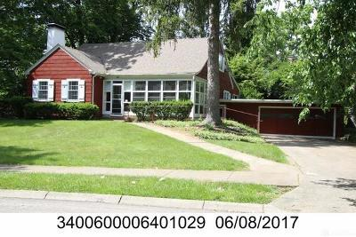 Springfield OH Single Family Home For Sale: $145,000