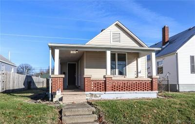 Dayton Single Family Home For Sale: 1113 Chelsea Avenue