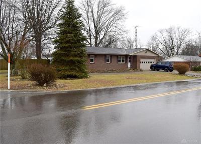 Single Family Home Pending/Show for Backup: 13049 Christiansburg Jackson Road