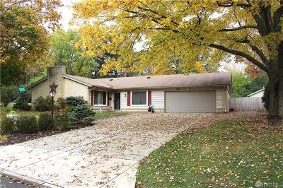 Dayton Single Family Home For Sale: 360 Edgebrook Drive