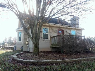 Clayton Single Family Home For Sale: 6454 Westbrook Road