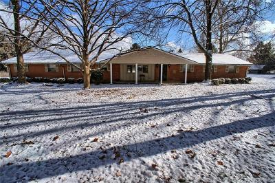 Dayton Single Family Home For Sale: 7200 McEwen Road