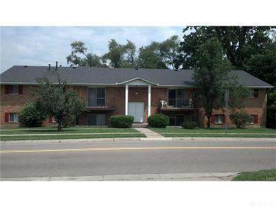 Miamisburg Multi Family Home For Sale: 1331 Cherry Hill Drive