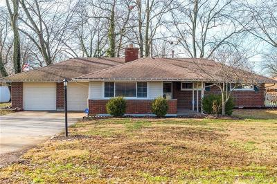 Dayton Single Family Home For Sale: 9073 Mary Haynes Drive