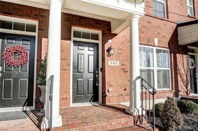 Dayton Condo/Townhouse For Sale: 523 Ford Street