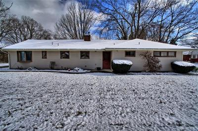 Dayton Single Family Home For Sale: 7174 McEwen Road