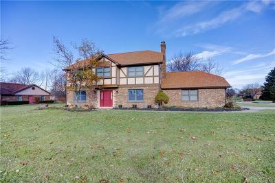 Beavercreek Single Family Home For Sale: 3982 Shagbark Lane
