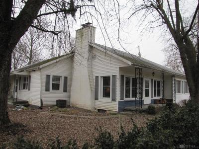 Single Family Home For Sale: 11296 Elm