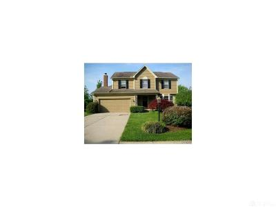 Beavercreek Single Family Home Pending/Show for Backup: 4219 Ranch Drive
