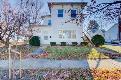 New Carlisle Single Family Home For Sale: 606 Jefferson Street