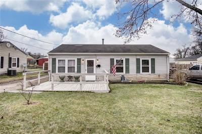 Warren County Single Family Home Pending/Show for Backup: 54 Poplar Street