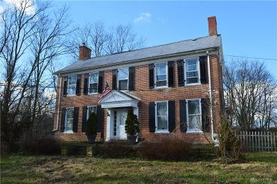 Springfield Single Family Home Pending/Show for Backup: 4403 Mechanicsburg Road