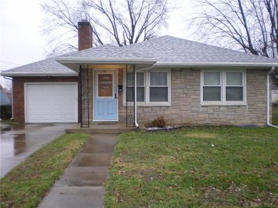 Xenia Single Family Home For Sale: 187 Roselawn