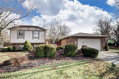 Vandalia Single Family Home For Sale: 704 Bay Brooke Court