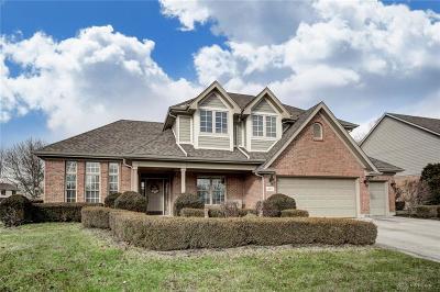 Vandalia Single Family Home For Sale: 461 Allanhurst Avenue