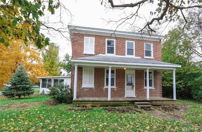 Single Family Home For Sale: 11906 Lower Valley Pike