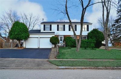 Dayton Single Family Home For Sale: 4002 Cozycroft Drive