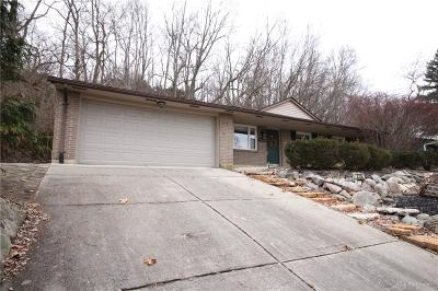 Bellbrook Single Family Home Pending/Show for Backup: 216 Belair Circle