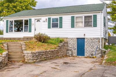 Single Family Home For Sale: 7875 Chambersburg Road