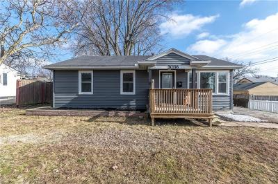 Kettering Single Family Home For Sale: 3036 Hobart Avenue