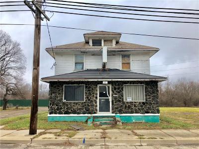 Dayton Single Family Home For Sale: 3109 3rd Street