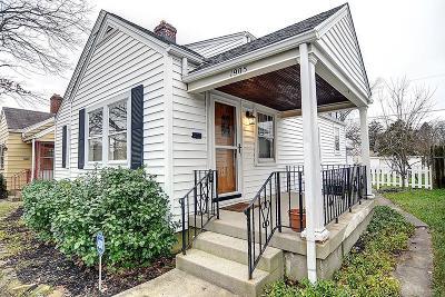 Dayton Single Family Home Pending/Show for Backup: 1905 Pershing Boulevard