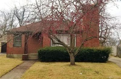 Dayton Single Family Home For Sale: 1874 Rutland Drive