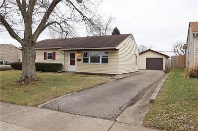 Kettering Single Family Home For Sale: 2559 Aragon Avenue
