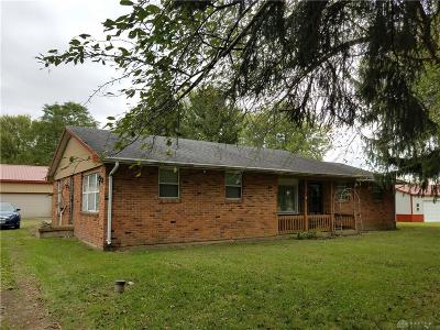 Xenia Single Family Home Pending/Show for Backup: 1660 Sunnymeade Road
