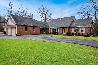 Dayton Single Family Home For Sale: 9141 Clyo Road
