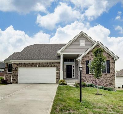 Springboro Single Family Home For Sale: 116 Montgomery Lane