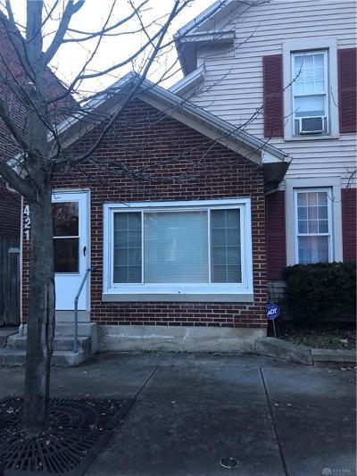 Brookville Single Family Home For Sale: 421 Market Street