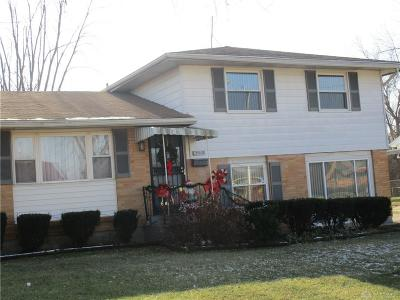 Dayton Single Family Home For Sale: 4820 Coulson Drive