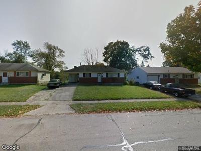 Dayton Single Family Home For Sale: 5072 Derby Road