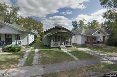 Dayton Single Family Home For Sale: 644 Shoop Avenue