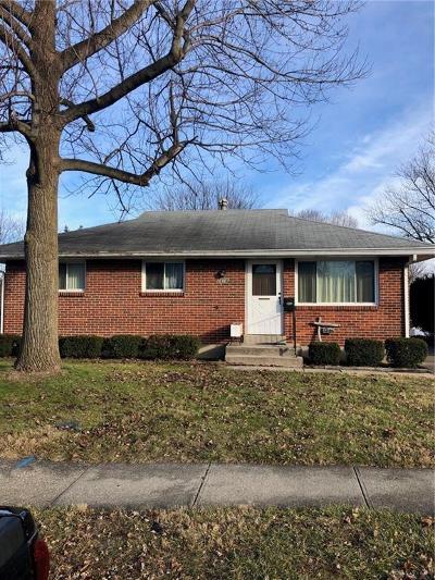 Dayton Single Family Home For Sale: 2614 Kennedy Avenue