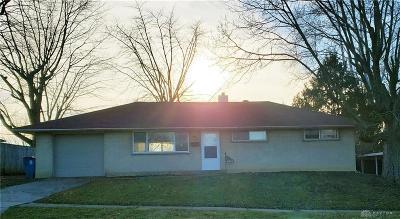 Dayton Single Family Home For Sale: 4362 Kitridge Road