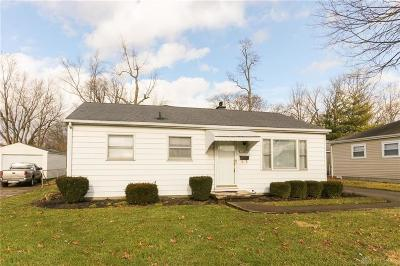 Dayton Single Family Home For Sale: 5243 Woodbine Avenue