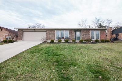 Vandalia Single Family Home Pending/Show for Backup: 1161 Crestwood Hills Drive