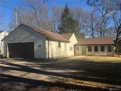 Beavercreek Single Family Home For Sale: 1358 Hanes Road