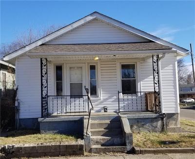 Dayton Single Family Home For Sale: 970 Gard Avenue