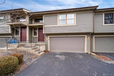 Fairborn Single Family Home For Sale: 765 Hidden Valley Court