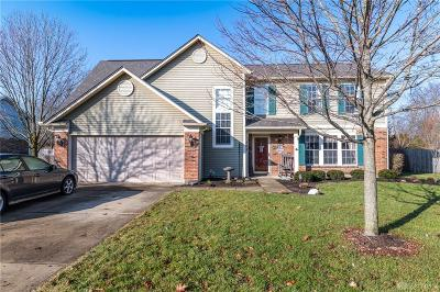 Beavercreek Single Family Home For Sale: 803 Park Hill Court