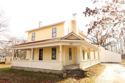Single Family Home For Sale: 217 Main Street