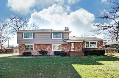 Huber Heights Single Family Home Pending/Show for Backup: 7642 Beldale Avenue