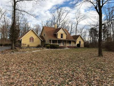 Bellbrook Single Family Home For Sale: 3810 Ferry Road