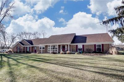 Dayton Single Family Home For Sale: 10305 Grand Vista Drive