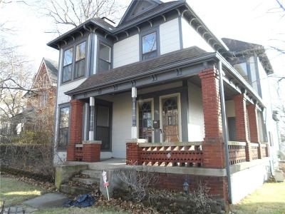 Xenia Single Family Home Pending/Show for Backup: 191 2nd Street #193