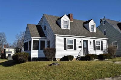 Springfield Single Family Home Pending/Show for Backup: 840 Snowhill Boulevard